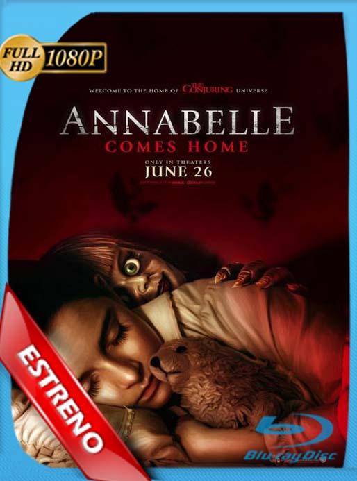 Annabelle 3: Viene a Casa (2019) HD [1080p] Latino 5.1 [GoogleDrive] SilvestreHD