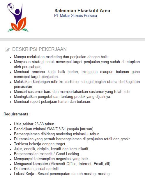 Info Lowongan Kerja Kabupaten Sekadau Terbaru 2019
