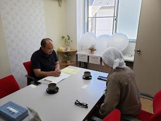 2019-10-23 ご来社相談のお客様:T様