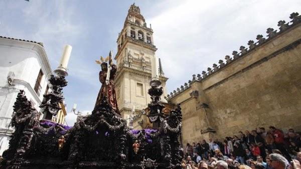 Jesús Nazareno volverá de la magna exposición de Córdoba en 22 de Septiembre