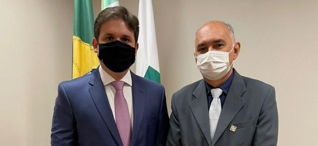 Deputado Hugo Motta assegura R$ 1 milhão para asfaltamento de várias ruas de Santa Luzia
