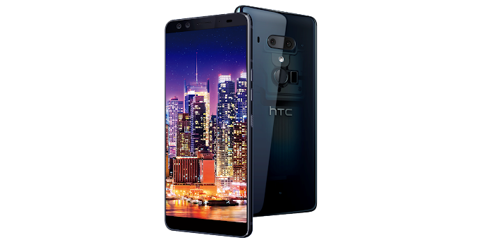 HTC U12+ receives software update with improvements to camera zoom and Edge Sense