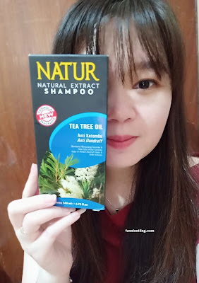 natur shampoo tea tree oil