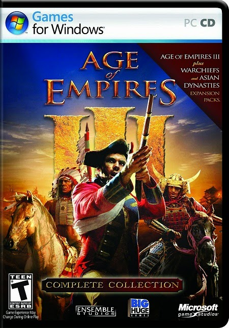 Age of Empires III: Complete Collection Full Version