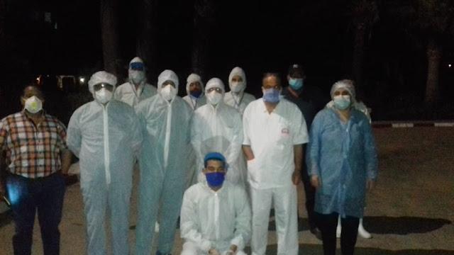 المهدية : اخضاع 180 شخصا للحجر الصحي الاجباري بعد عودتهم من روسيا
