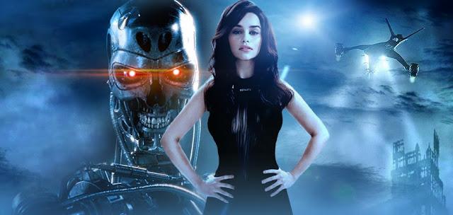 Emilia Clarke este Sarah Connor în viitorul film Terminator 5: Genesis