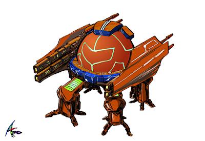 NHX-01A Dome