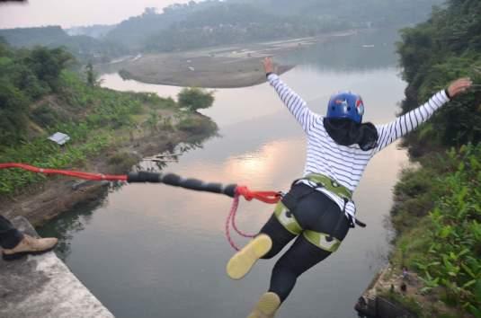 5 Wisata Ekstrem yang Ada di Bandung, Berani Coba?