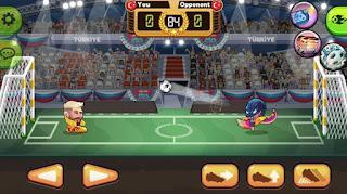 انضم إلى ملايين اللاعبين وأثبت نفسك في مجتمع كرة القدم عبر الإنترنت وأصدقائك. العب مباريات كرة قدم مليئة بالإثارة مدتها 90 ثانية! الفائز هو الذي يسجل المزيد من الأهداف!