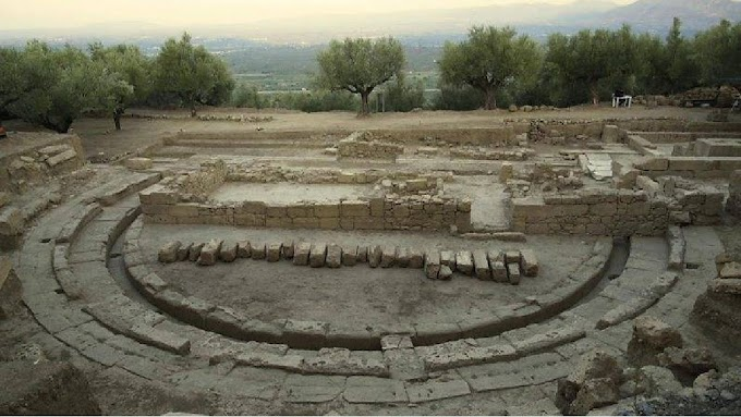 Aρχαία Θουρία: Η ανακάλυψη μιας επί χρόνια χαμένης πόλης