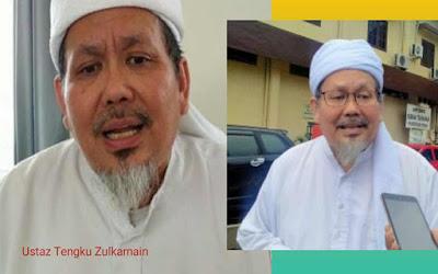 Turut Berduka Cita: Ustaz Tengku Zulkarnain Meninggal Dunia Karena Covid- 19