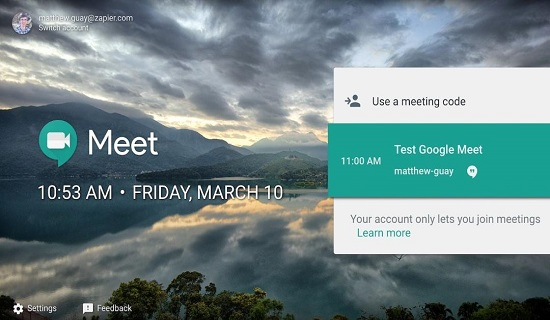 Google Meet becomes completely free