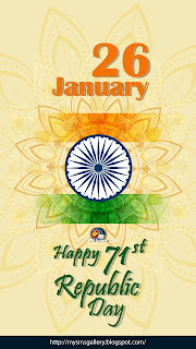 The Republic Day 2020/ 26 January Greetings