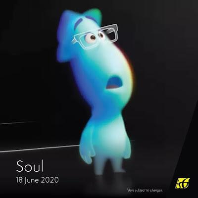 Filem Keluar Panggung Wayang 2020 | Soul (2020)