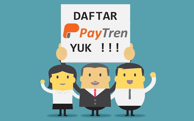 Cara Daftar Paytren, Langkah Daftar Paytren, Cara Mudah Daftar Paytren
