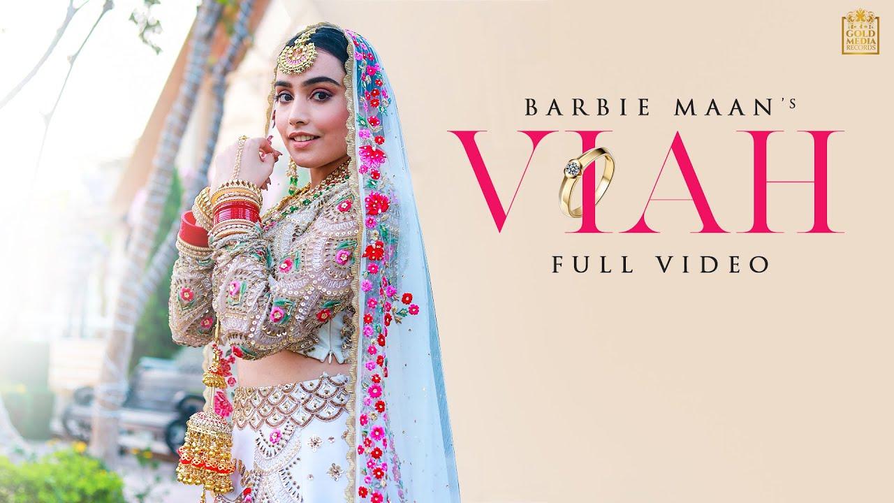 Viah Lyrics Barbie Maan Punjabi song