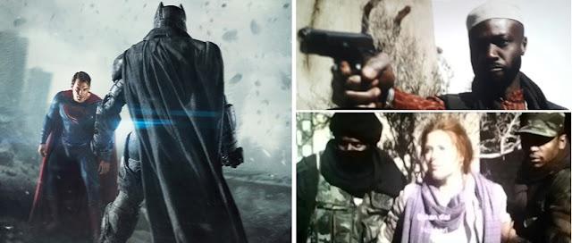 Film Batman vs Superman Lecehkan Islam, Ini Bukti Foto-Fotonya