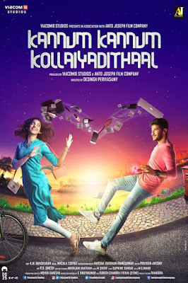 Kannum Kannum Kollaiyadithaal (2020) Dual Audio World4ufree