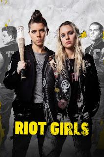Riot Girls 2019 English 720p WEBRip