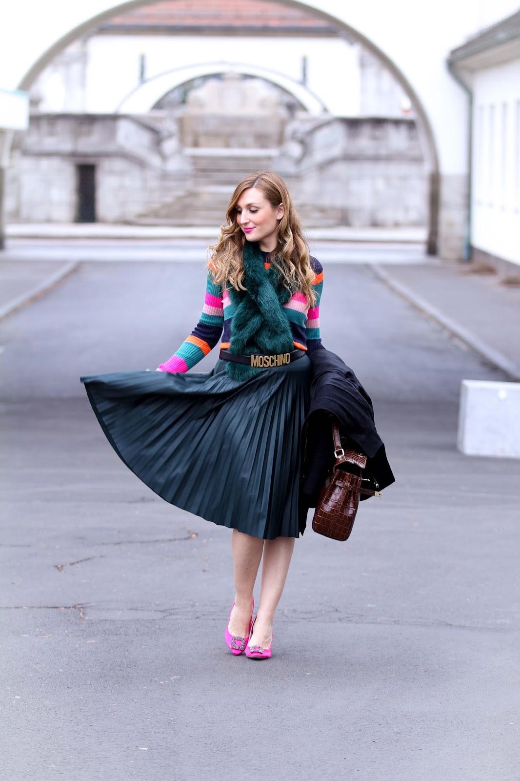 Blogger-Plissee-Rock-fashionblogger-deutschland