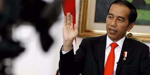 Jokowi Perhatikan Rekomendasi BPK Soal Gak Mampu Bayar Hutang