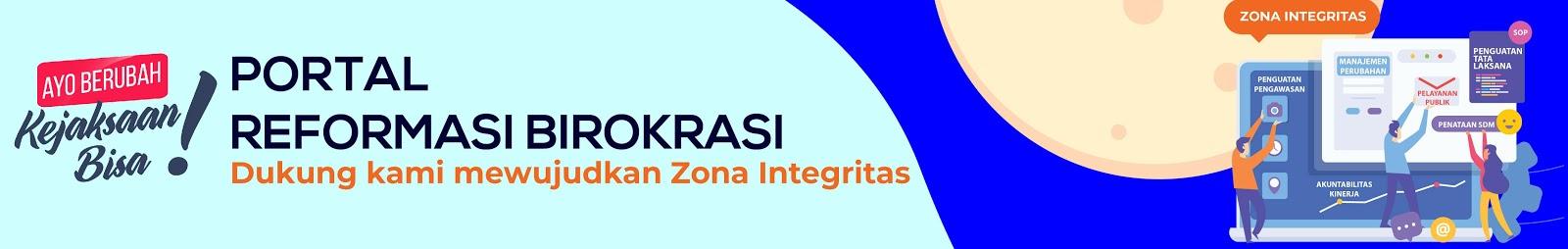 Portal Reformasi Birokrasi
