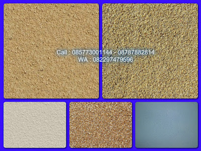 motif cat tekstur pasir