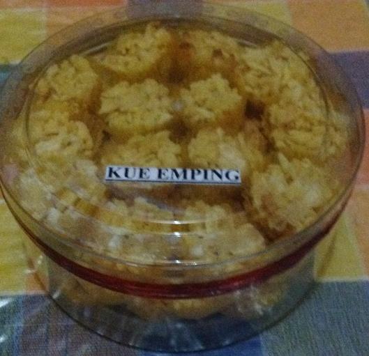 Nama kue kue emping