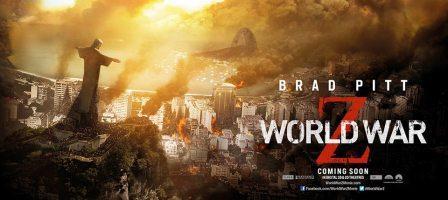 Resumo do filme Guerra Mundial Z