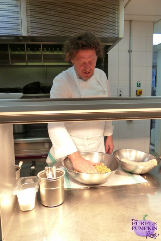 The Perfect Christmas Turkey + Stuffing with Marco Pierre White #LeanonTurkey