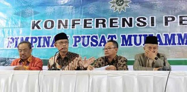Sikap Tegas Muhammadiyah