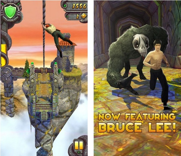 Temple Run 2 v1.33 Mod Apk (Unlimited Money/Unlocked)