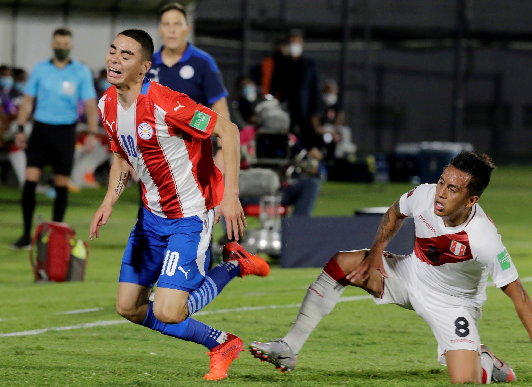 Paraguay Perú eliminatorias sudamericanas