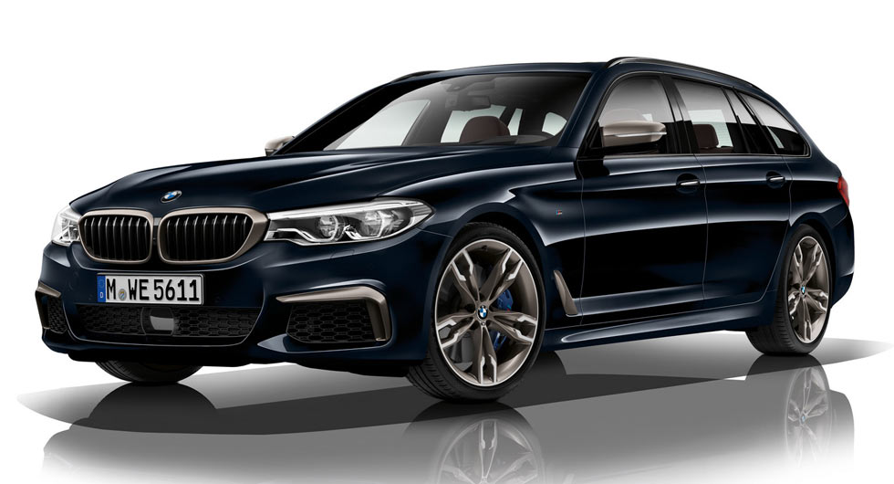 BMW M550d gets quad-turbo engine