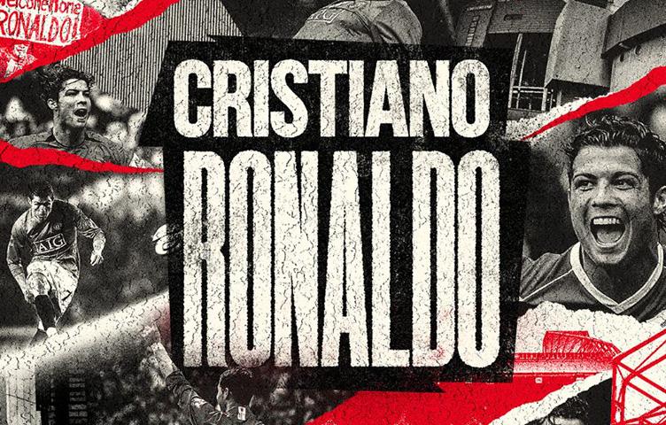 Zvanično: Cristiano Ronaldo je fudbaler Manchester Uniteda