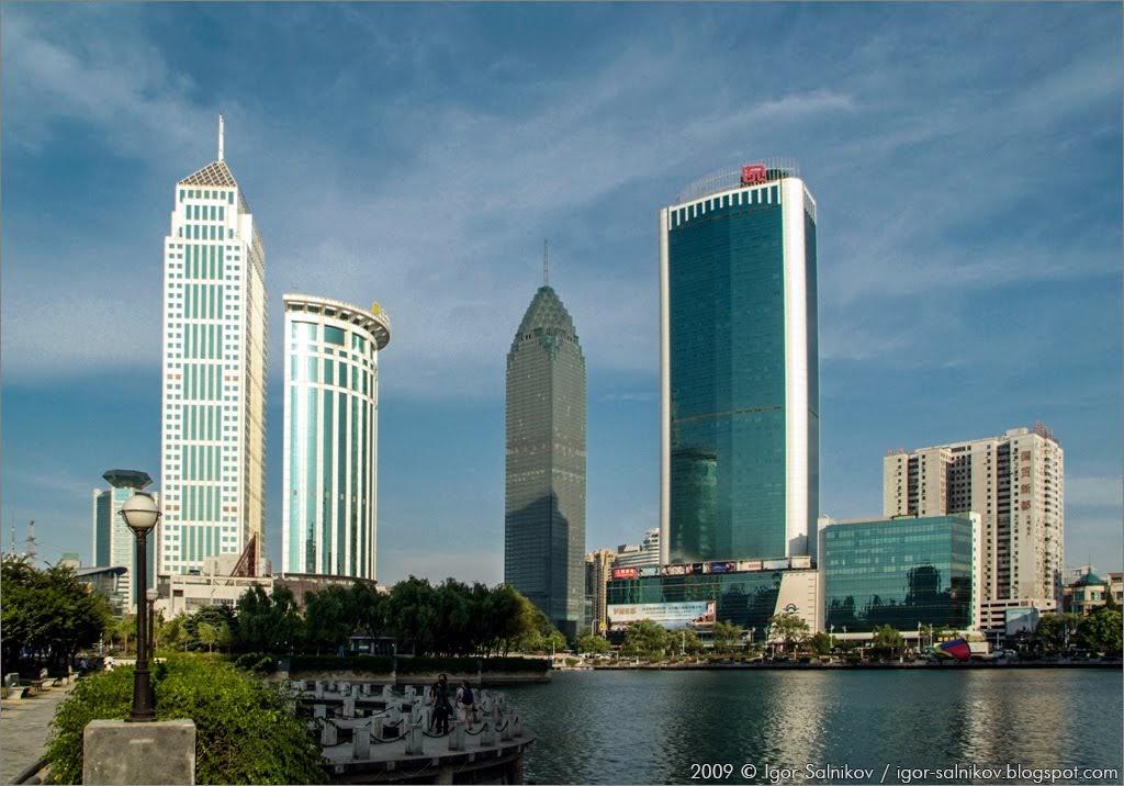 Ухань, Wuhan, China, Sina, Китай