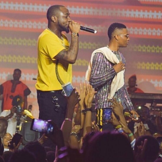 "Davido declares Wizkid a ""Legend""; Says Starboy is nobody's mate"