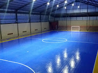 Rab Pengecatan Lapangan Futsal