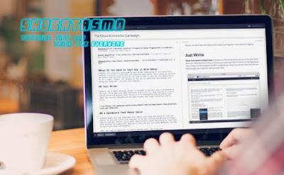 Bisnis Online Menjadi Penulis Lepas