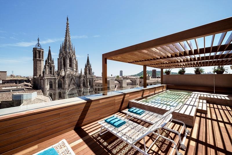 10 hot is centrais em barcelona dicas de barcelona e espanha for Hoteis em barcelona