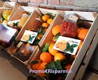 Logo AgriBio Jalari : vinci gratis 20 kg agrumi misti