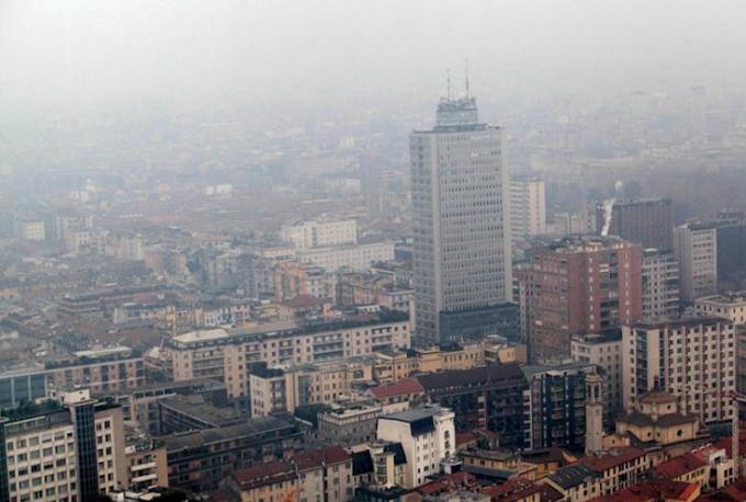 Italia, violata direttiva sulla qualità dell'aria