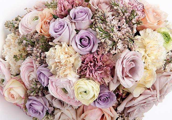 çiçek resimleri buket halinde