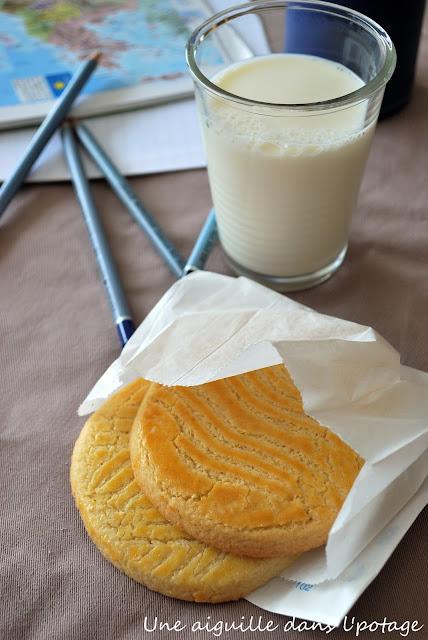 galette bretonne sablé pur beurre