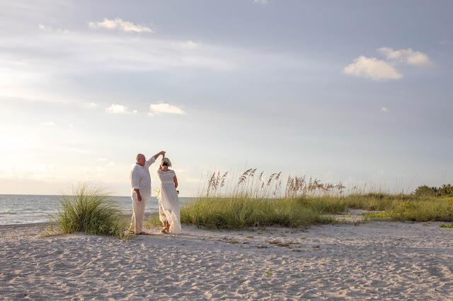 Little Beach Wedding in Southwest Florida