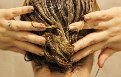 Chỉ cần ủ bằng hỗn hợp này thì tóc bạn sẽ mọc nhanh