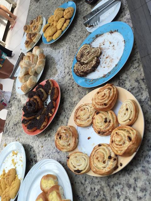 Café da Manhã - Blue Tree Park Búzios