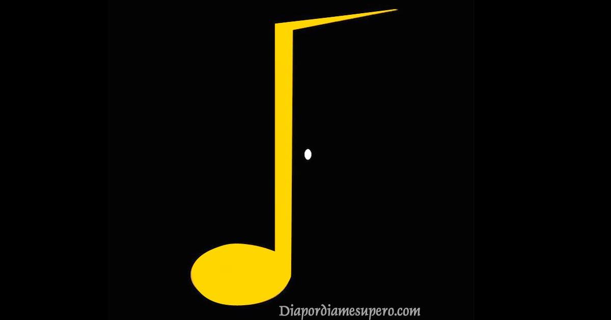 Test: ¿Nota musical o puerta?