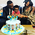 VIDEO: Ubi Franklin, Lilian Esoro Come Together To Celebrate Son's Birthday