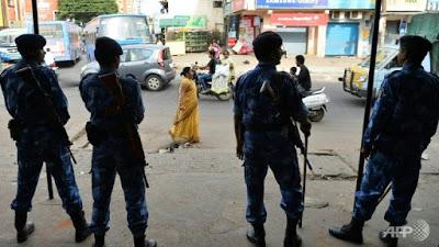 crazy mob killed indian man